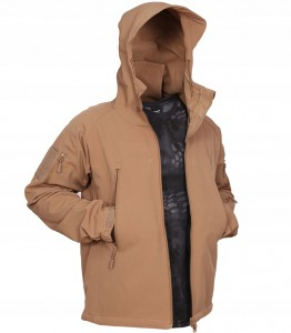 TEXAR FALCON SOFTSHELL Kurtka COYOTE (02-FAL-CO-COYOTE)