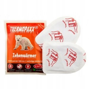 THERMOPAXX TOE WARMER Ogrzewacz do Stóp